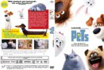 Pets (2016) R2 German Custom Cover & labels