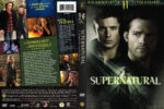 Supernatural Staffel 11 (2016) R2 German Custom Cover & labels