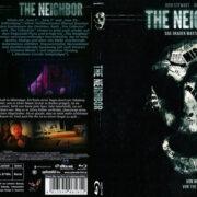 The Neighbor – Das Grauen wartet nebenan (2016) R2 German Custom Blu-Ray Cover & label