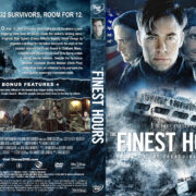 The Finest Hours (2016) R1 Custom Cover