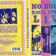 No Doubt Rock Steady Live (2003) R1 Cover
