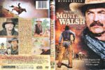 Monte Walsh (2003) R1 DVD Cover