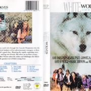 White Wolves: Cry in the Wild II (1993) R1 DVD Cover
