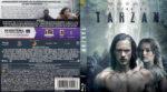 Legend of Tarzan (2016) R2 German Custom Blu-Ray Cover & Labels