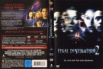 Final Destination 2 (2003) R2 German Cover & Label