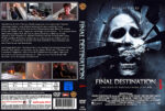 Final Destination 4 (2009) R2 German Custom Cover & Label