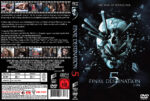 Final Destination 5 (2011) R2 German Custom Cover & label