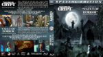 Tales from the Crypt / The Vault of Horror Double Feature (2014) R1 Custom Blu-Ray Cover