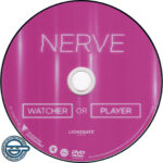 Nerve (2016) R4 DVD Label