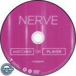 Nerve (2016) R4 DVD Label