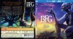 BFG – Sophie & der Riese 3D (2016) R2 German Blu-Ray Cover & Label