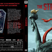 The Strain Staffel 3 (2016) R2 German Custom Cover & labels