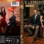 Elementary Staffel 4 (2016) R2 German Custom Cover & labels
