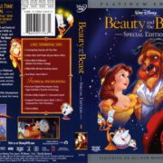 Beauty And The Beast (1991) Special Edition R1 Cover & Labels
