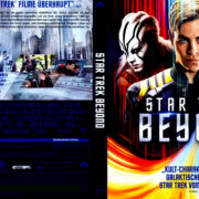 Star Trek Beyond (2016) R2 German Blu-Ray Covers