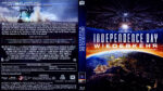 Independence Day – Wiederkehr (2016) R2 German Blu-Ray Covers