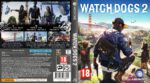 Watch Dogs 2 (2016) XBOX ONE German Cover