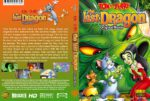 Tom and Jerry The Lost Dragon (2014) R0 Custom HD DVD Cover