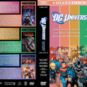 DC Animated Collection – Volume 5 (2015-2016) R1 Custom Covers