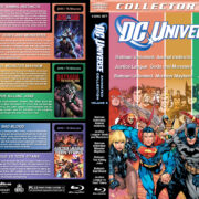DC Animated Collection – Volume 5 (2015-2016) R1 Custom Blu-Ray Cover