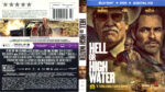 Hell Or High Water (2016) R1 Blu-Ray Cover & Labels