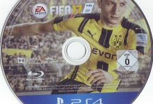 FIFA 17 (2016) PS4 German Label