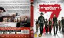 The Magnificent Seven (2016) R2 Blu-Ray Nordic Cover
