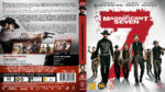 The Magnificent Seven (2016) R2 Blu-Ray Nordic Cover