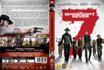 The Magnificent Seven (2016) R2 DVD Nordic Cover