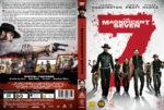 The Magnificent Seven (2016) R2 DVD Nordic Cover