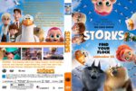 Storks (2016) R0 CUSTOM Cover & label