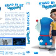 Stand By Me Doraemon (2015) R0 Custom HD DVD Cover