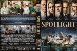 Spotlight (2015) R1 Custom Cover & labels