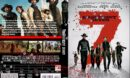 The Magnificent Seven (2016) R0 CUSTOM DVD Cover & Label