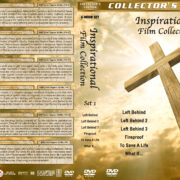 Inspirational Film Collection - Set 1 (2000-2010) R1 Custom Covers