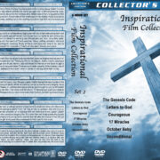 Inspirational Film Collection – Set 2 (2010-2012) R1 Custom Covers