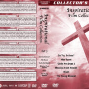 Inspirational Film Collection – Set 5 (2015-2016) R1 Custom Covers