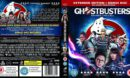 Ghostbusters (2016) R2 Blu-Ray Cover & Labels