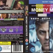 Money Monster (2016) R2 Blu-Ray Cover & Label