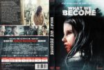 What we become (2015) R2 GERMAN Cover