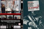 The Accountant (2016) R0 CUSTOM Cover & label
