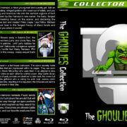 The Ghoulies Collection (1984-1994) R1 Custom Blu-Ray Cover