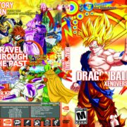 Dragon Ball Xenoverse (2015) PC Custom Cover