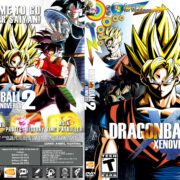 Dragon Ball Xenoverse 2 (2016) PC Custom Cover