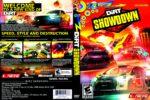 DiRT Showdown (2012) PC Custom Cover