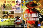 Call of Juarez: Gunslinger (2013) PC Custom Cover