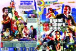 Grand Theft Auto V (2013) PC Custom Cover