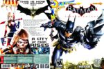 Batman: Arkham Knight (2015) PC Custom Cover