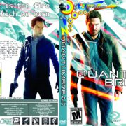 Quantum Break (2016) PC Custom Cover