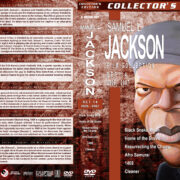 Samuel L. Jackson Film Collection – Set 14 (2006-2007) R1 Custom Covers
